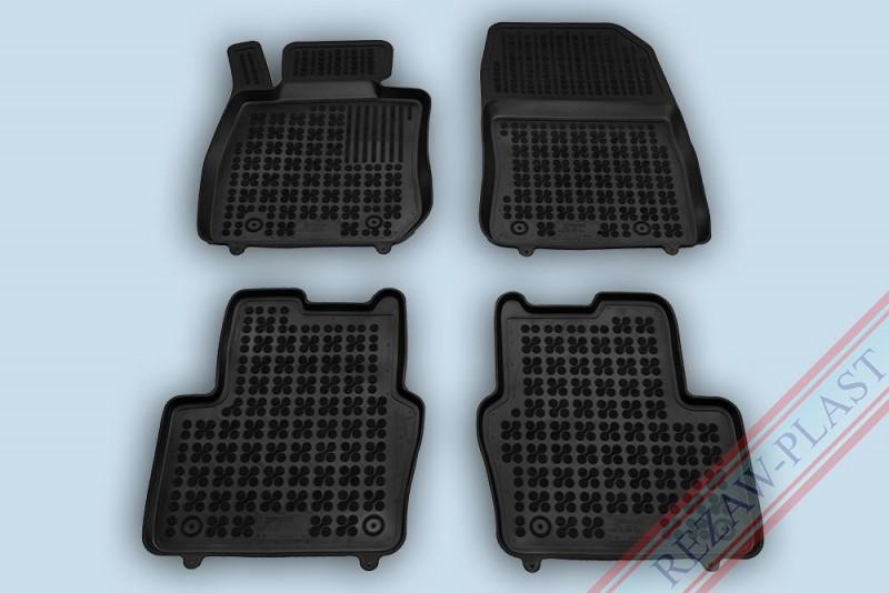 Gumové autokoberce Rezaw-Plast Mazda CX-3 2015-