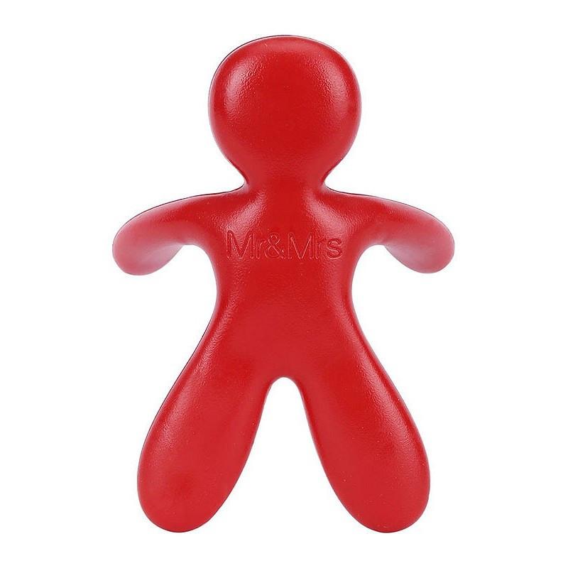 Vůně do auta Mr&Mrs Fragrance (Pepper Mint, červená)