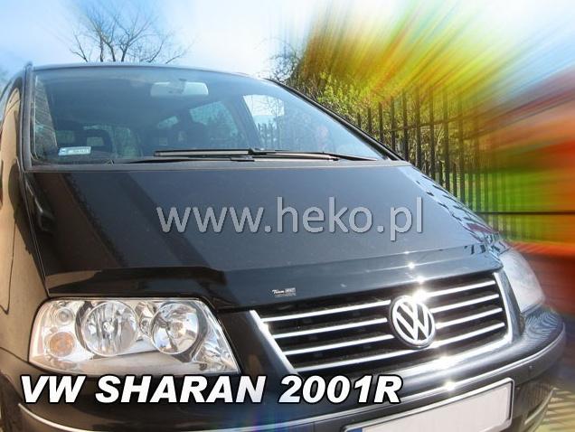 Deflektor kapoty VW Sharan 2000-2010