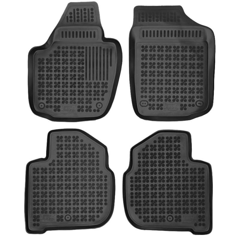 Gumové autokoberce Rezaw-Plast Seat Toledo 2013-