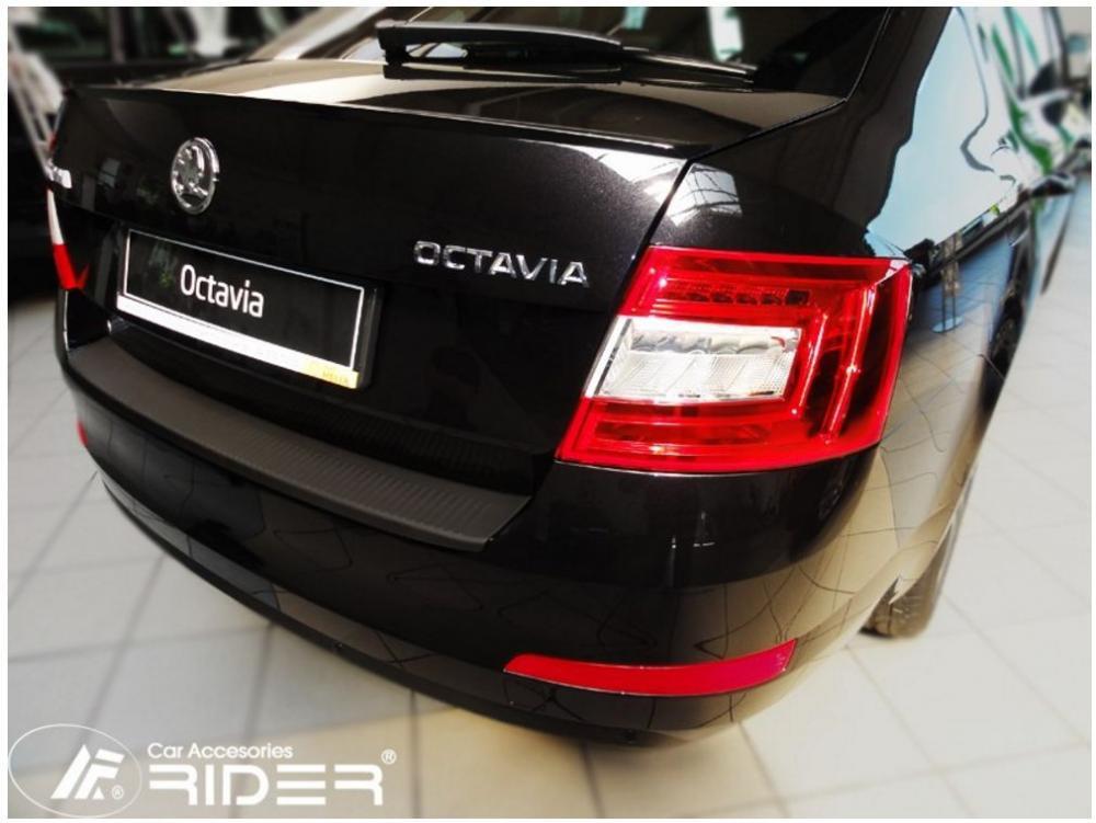Ochranná lišta hrany kufru Škoda Octavia III. 2013- (sedan)